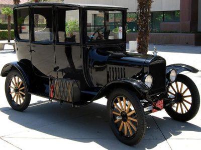 פורד, מודל T