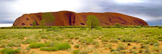 אולורו המקודש, ילידים, אבוריג'ינים, אוסטרליה, UluruUluru
