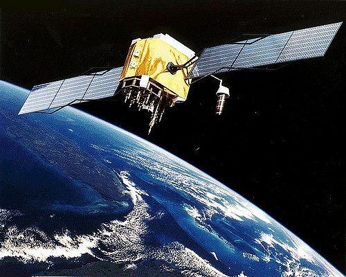 לוויין GPS