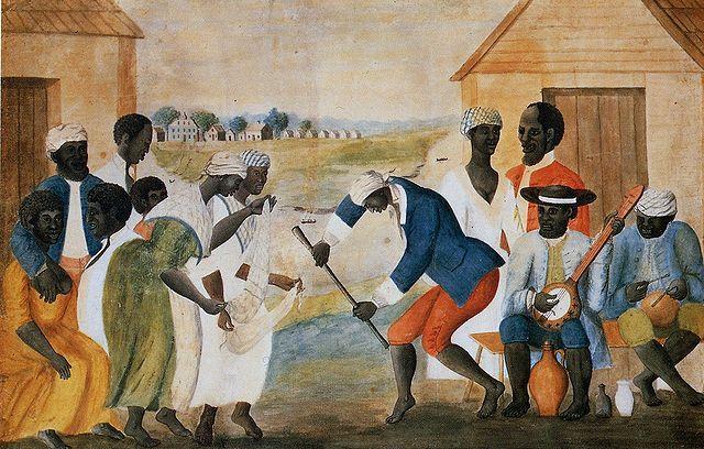 עבדים, וירג'יניה