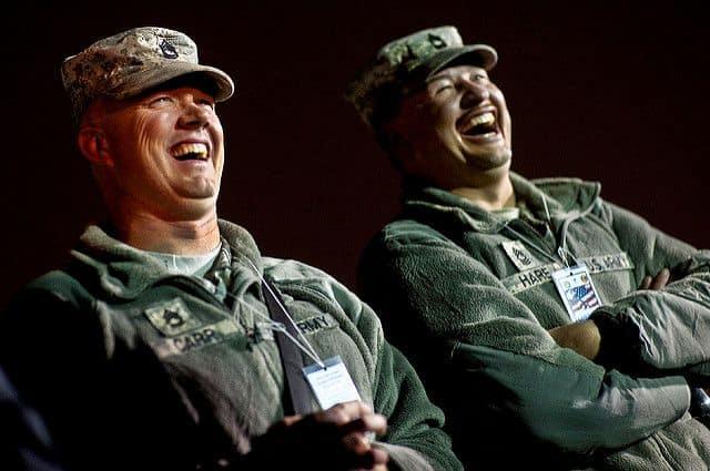 עיראק, רובין ויליאמס, צבא ארצות הברית