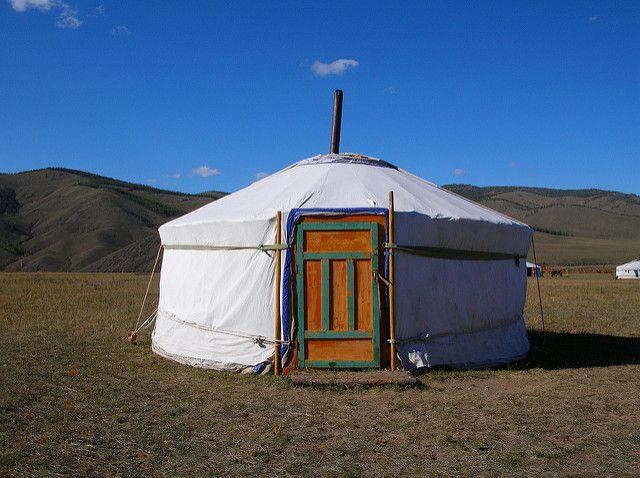 יורט, סיביר, מונגוליה