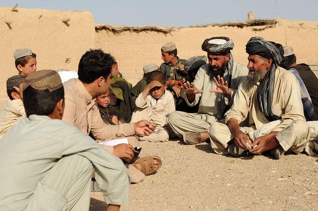 שורא, מועצה, אפגניסטן