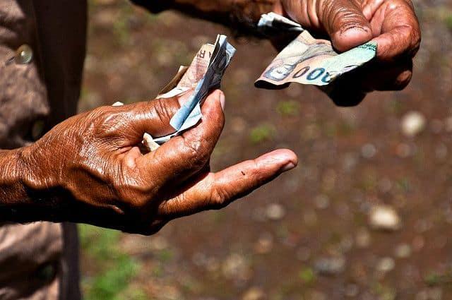 החלפת כסף, אינדונזיה
