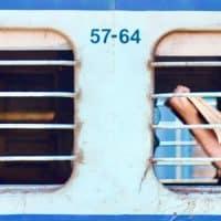 נסיעה, רכבת בהודו