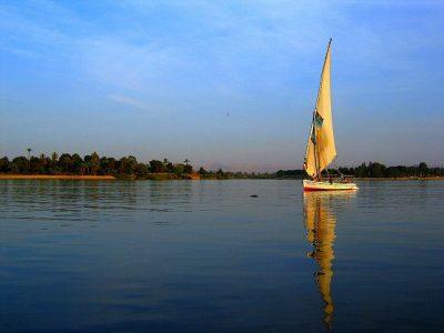 נילוס, מצרים, סירה, שיט
