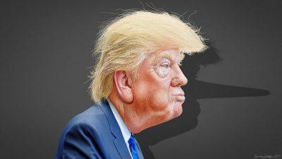 דונלד טראמפ, שקר