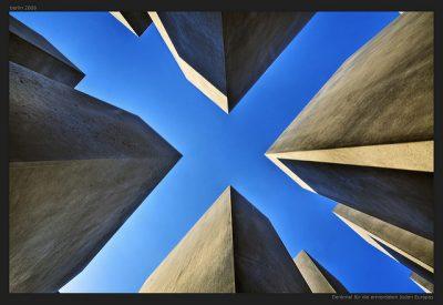 אנדרטת זיכרון ליהודי אירופה, ברלין