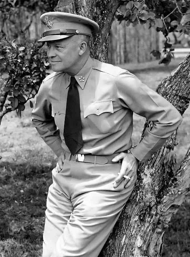 """אייזנהאואר, גנרל, צבא ארה""""ב"""
