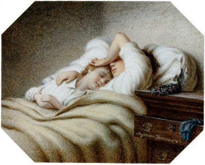 אחיות ישנות, יוהן גאורג מאייר