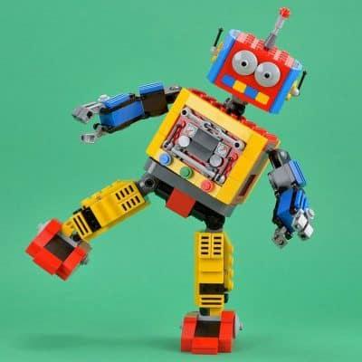 רובוט, לגו
