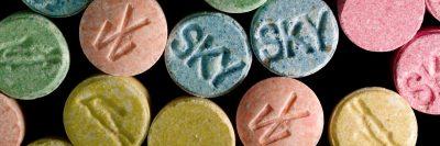 MDMA, DEA, אקסטזי, סמים
