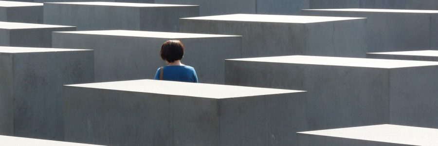 שואה, ברלין, אנדרטה