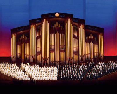 מורמונים, כנסייה, מקהלה