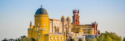 ארמון פנה, סינטרה, פורטוגל