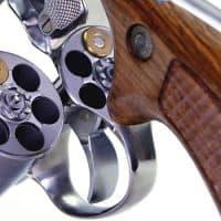 רולטה רוסית, אקדח תופי