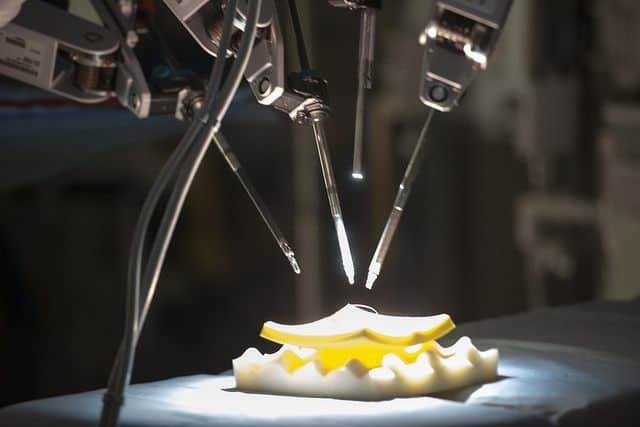 רובוט, זרוע, חדר ניתוח