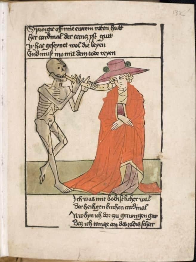 ריקוד המוות, קרדינל