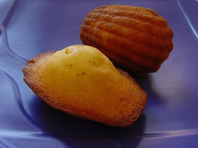 עוגיית מדלן