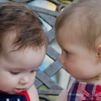 תינוקות מדברים. שיחת תינוקות