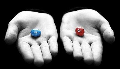 כדור, תרופה, בחירה