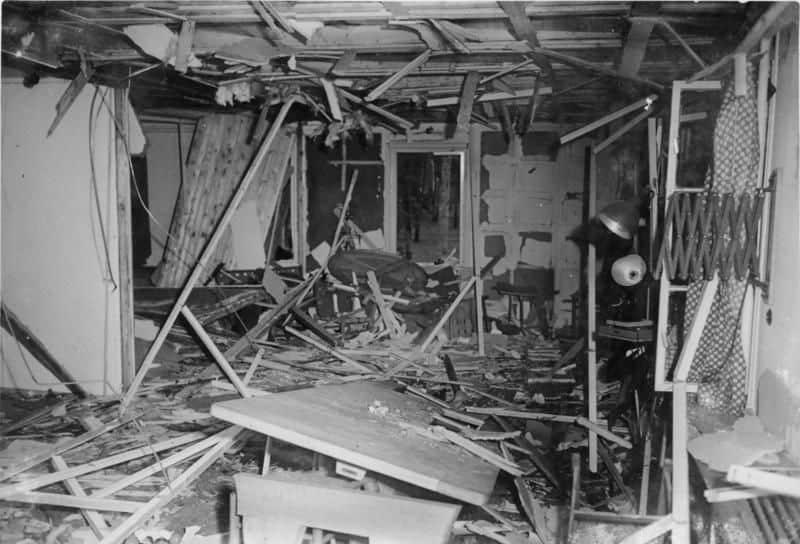 היטלר, התנקשות, 20 ביולי