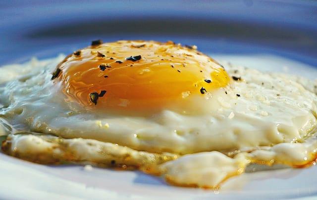 ביצה מטוגנת