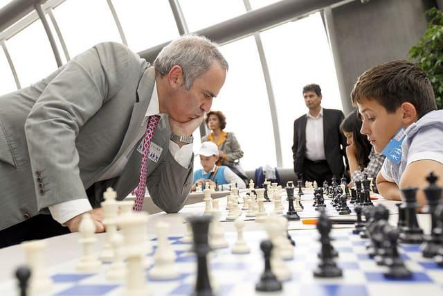 קספרוב, שחמט, מומחה