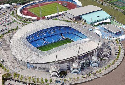 אצטדיון, אתיחאד, מנצ'סטר