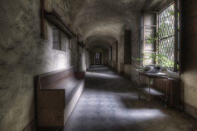 מוסד פסיכיאטרי, איטליה
