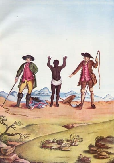 מינאס ז'ראיס, ברזיל, זהב, עבדות