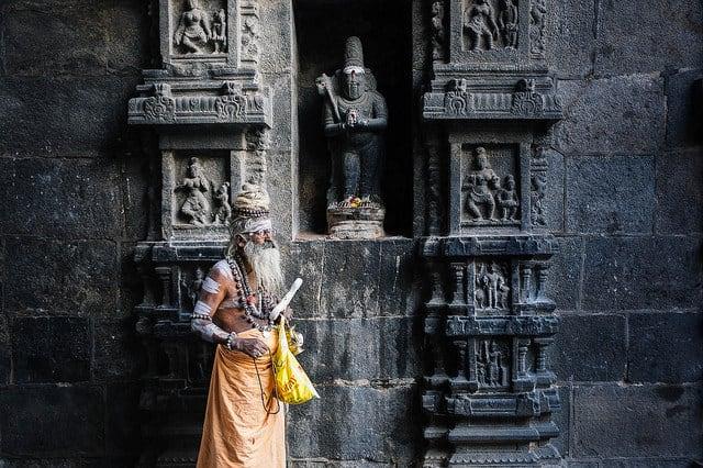 נזיר, הינדואיזם, Tirunavannamalai, טמיל נאדו