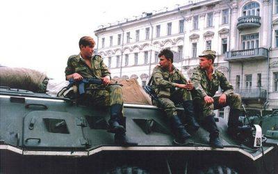 ברית המועצות, 1991, הפיכה, קרמלין, הצבא האדום