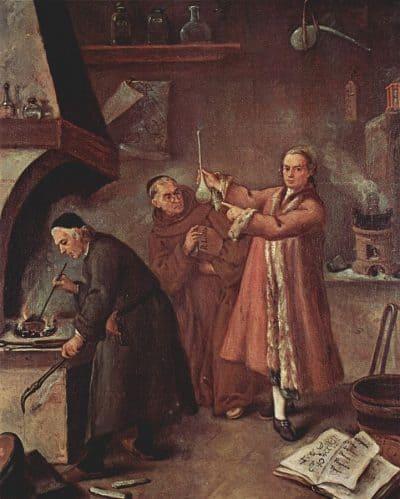 האלכימאי, פייטרו לונגי