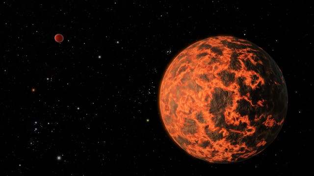 UCF-1.01, כוכב לכת