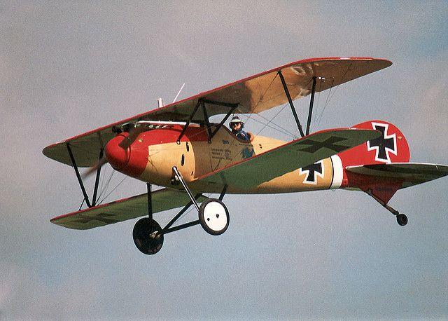 Albatross D-III, מטוס, גרמניה, מלחמת העולם הראשונה