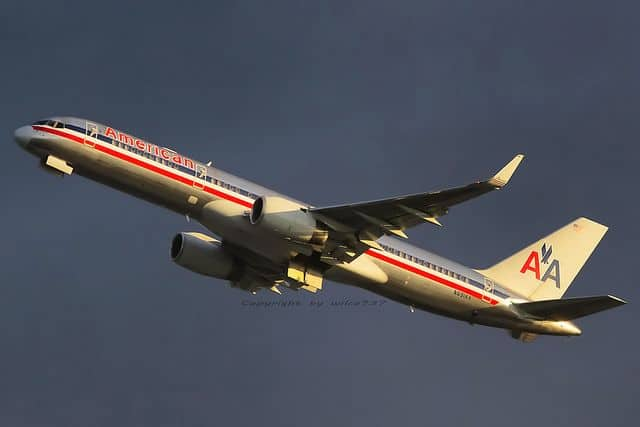 אמריקן איירליינס, בוינג 757-200