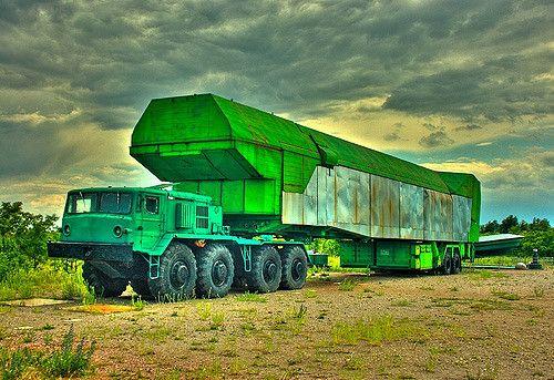 טילים גרעיניים, טילים בליסטיים