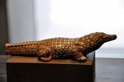 תנין, מצרים העתיקה, פסל, נחושת