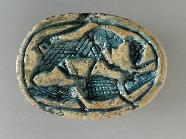 מצרים העתיקה, חרפושית, אריה, תנין