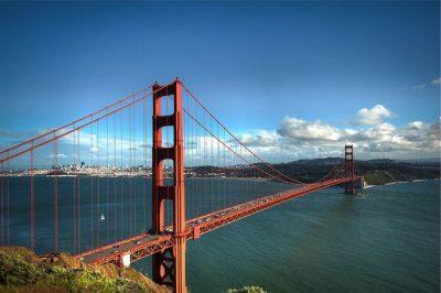 גשר, סן פרנסיסקו, Golden Gate