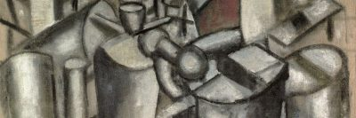 חייל עם מקטרת, פרנאן לז'ה, מלחמה העולם הראשונה