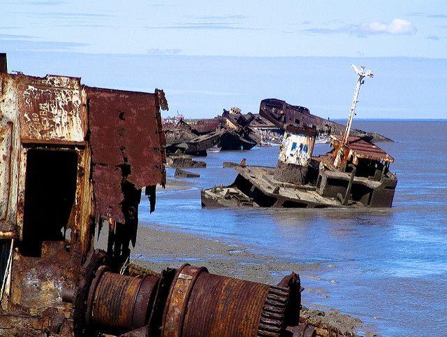 ביירה, מוזמביק, ספינות