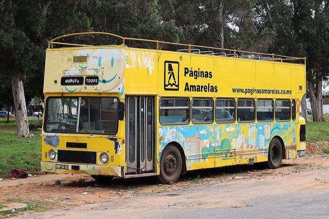 מפוטו, מוזמביק, אוטובוס