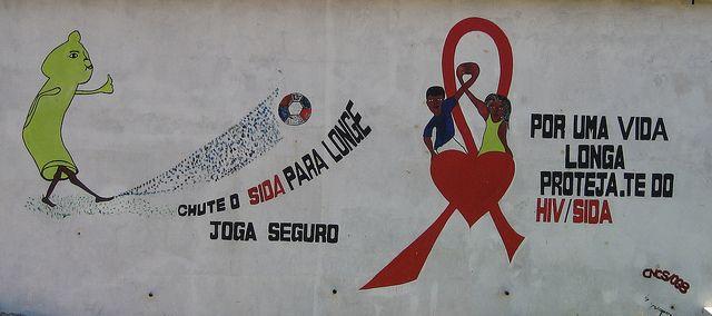 מוזמביק, איידס, HIV