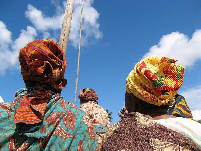 מוזמביק, נשים