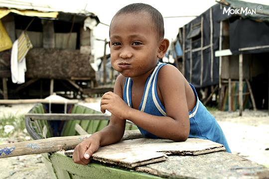 ילד, פיאטאס, מנילה, הפיליפינים