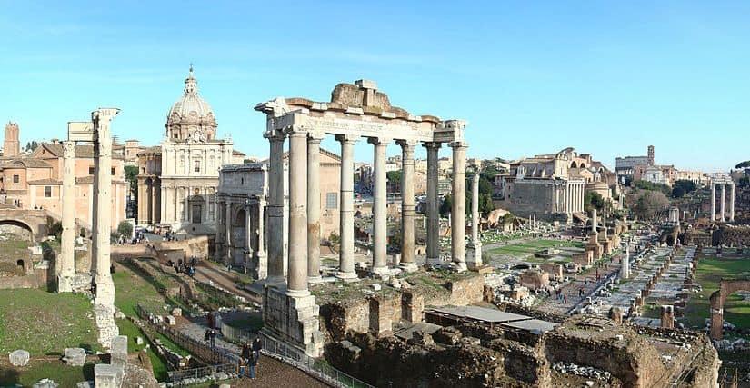 פורום, רומא, Foro Romano