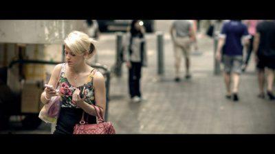 אישה עסוקה, סלולרי