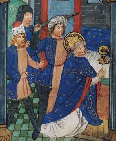 תומס בקט, הנרי השני